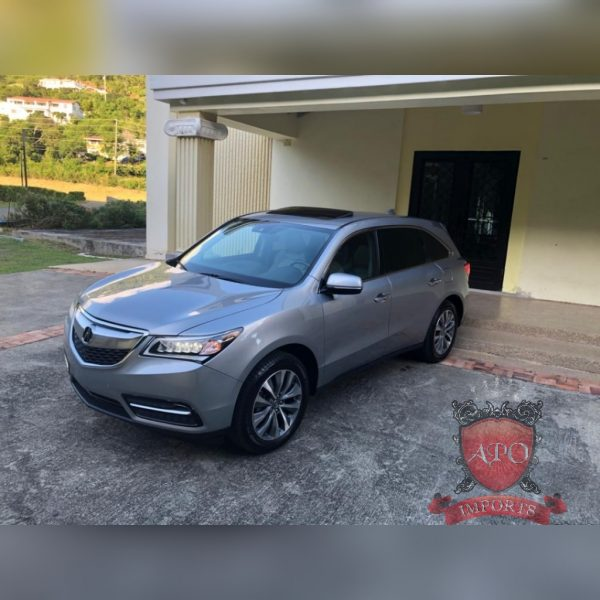 2016 Acura MDX Fully Loaded Navi / TV / DVD Player